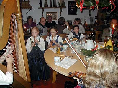 Adventsfeier 2001